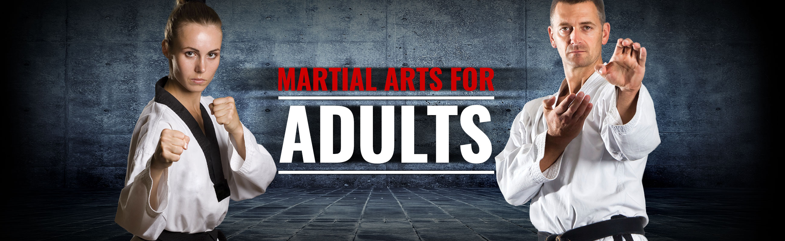 mixed martial arts for adults