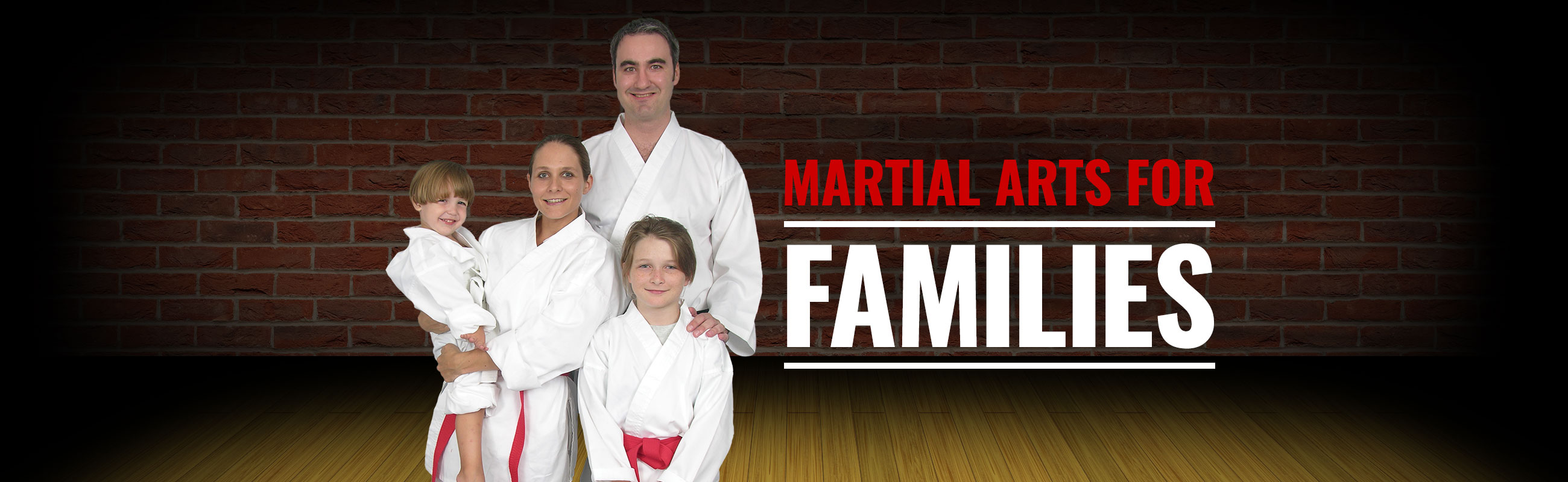 mixed martial arts for families